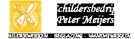 Schildersbedrijf Peter Meijers Logo